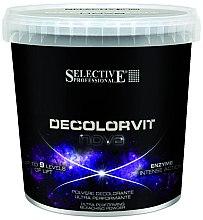Духи, Парфюмерия, косметика Осветлитель для волос - Selective Professional Decolorvit Nova