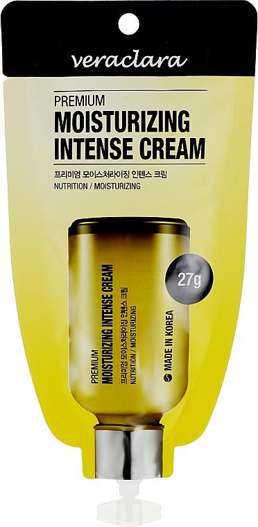 Увлажняющий крем для лица - Veraclara Moisturizing Intense Cream