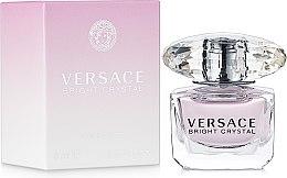 Парфумерія, косметика Versace Bright Crystal - Туалетна вода (міні)