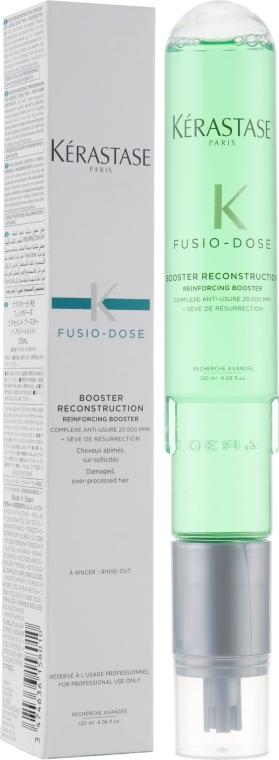Бустер для восстановления поврежденных волос - Kerastase Fusio Dose Resistance Booster Reconstruction