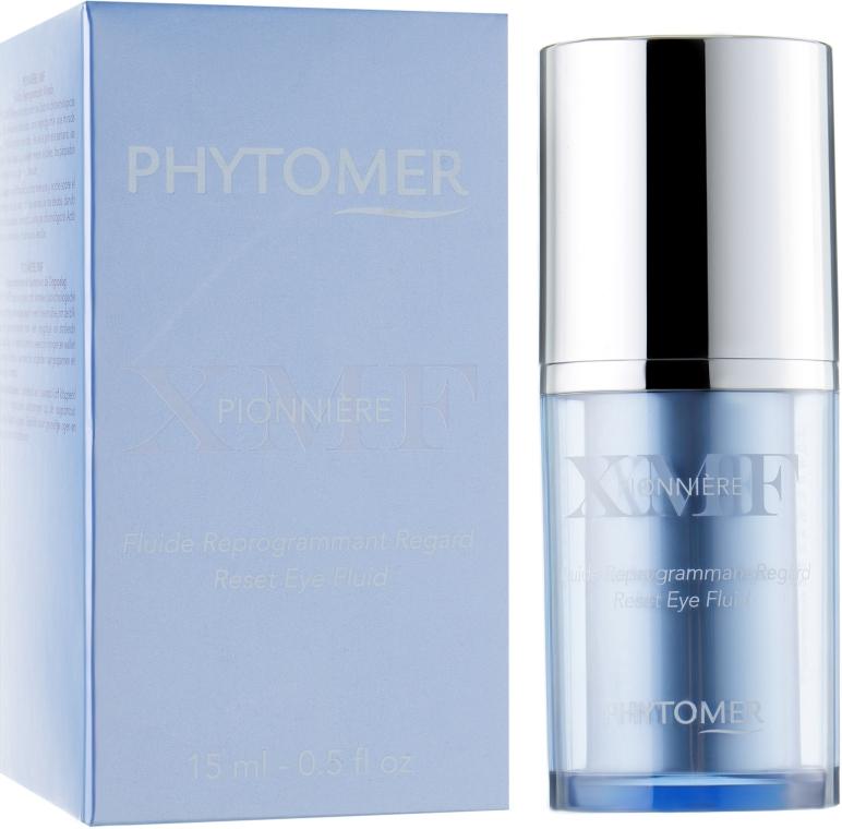 Омалаживающий крем для кожи вокруг глаз - Phytomer Pionniere Xmf Reset Eye Fluid