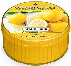 Духи, Парфюмерия, косметика Чайная свеча - Country Candle Lemon Rind