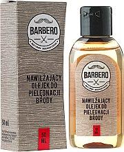 Духи, Парфюмерия, косметика Увлажняющее масло для бороды - Barbero Beard Care Moisturizing Oil