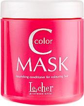 Духи, Парфюмерия, косметика Маска для окрашенных волос - Lecher CColor Mask