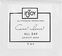 """Духи, Парфюмерия, косметика Дневной крем для лица """"All Day"""" - InJoy Care Line (пробник)"""