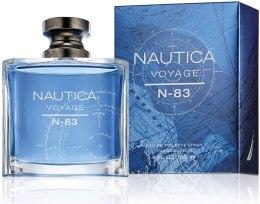 Духи, Парфюмерия, косметика Nautica Voyage N-83 - Туалетная вода