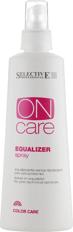 Спрей для выравнивания кутикулы - Selective Professional On Care Equalizer Spray — фото N1