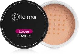 Парфумерія, косметика Пудра - Flormar Loose Powder