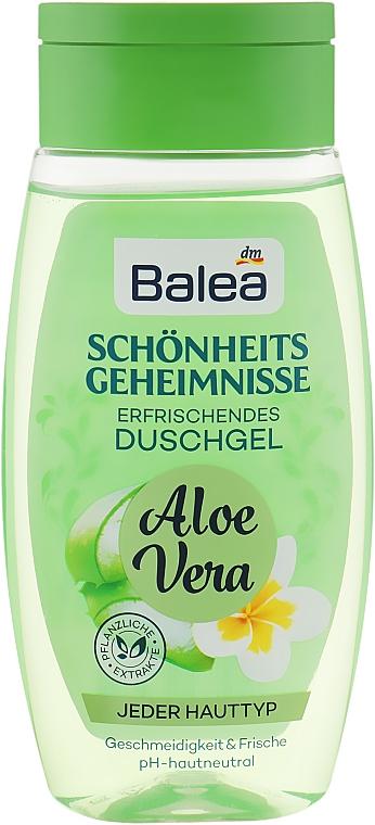 """Крем-гель для душа """"Секреты красоты. Алоэ вера"""" - Balea Aloe Vera Shower Cream Gel"""
