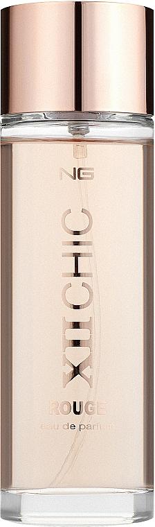 NG Perfumes XII Chic Rouge - Парфюмированная вода (тестер с крышечкой)