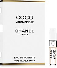 Духи, Парфюмерия, косметика Chanel Coco Mademoiselle - Туалетная вода (пробник)