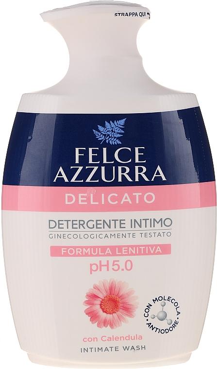 """Жидкое мыло для интимной гигиены """"Деликатное"""" - Felce Azzurra Intimate Whash Delicate"""