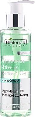 Антибактериальный гель для очищения лица - Bielenda Professional Face Program Antibacterial Make-up Remover Gel