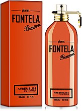 Духи, Парфюмерия, косметика Fontela Amber Bliss - Парфюмированная вода