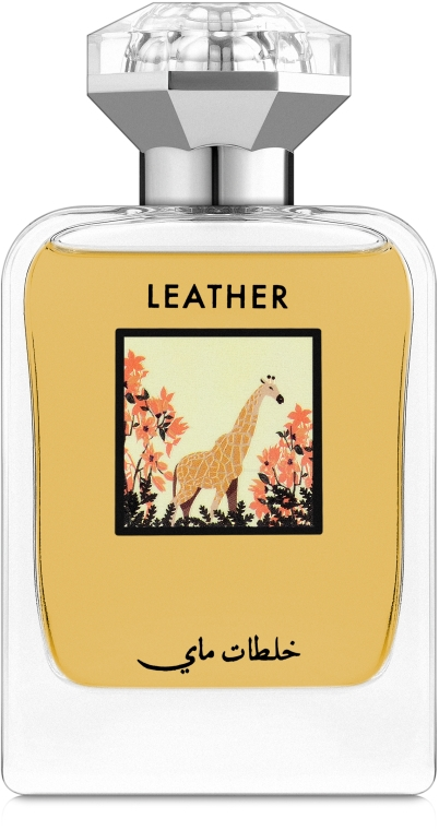 My Perfumes Leather - Парфюмированная вода