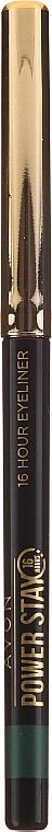 Карандаш для глаз - Avon Power Stay 16 Hour Eyeliner