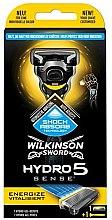 Духи, Парфюмерия, косметика Бритва с 1 сменной кассетой - Wilkinson Sword Hydro 5 Sense