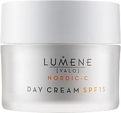 Духи, Парфюмерия, косметика Дневной крем для сияния кожи - Lumene Valo Light Day Cream SPF 15