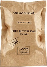 Духи, Парфюмерия, косметика Органическое твердое мыло с маслом ши для сухой кожи - Organique Pure Nature Soap