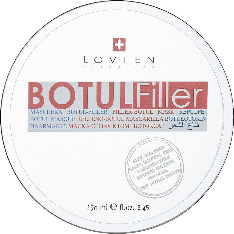 Маска для глубокого восстановления волос с эффектом ботокса - Lovien Essential Botox Filler Mask
