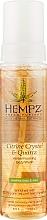 Духи, Парфюмерия, косметика Гель-мусс для душа Желтый Кварц - Hempz Fresh Fusion Citrine Crystal And Quartz Herbal Foaming Body Wash