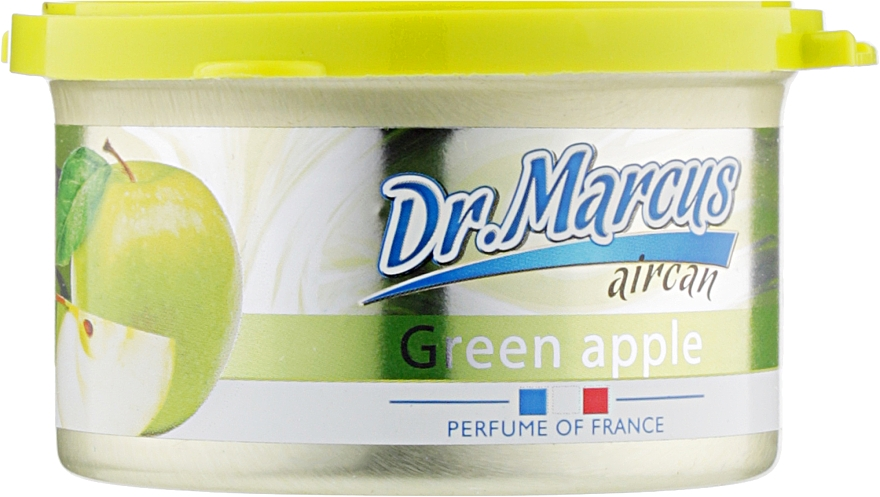 "Ароматизатор для авто ""Зеленое яблоко"" - Dr.Marcus Aircan Green Apple"