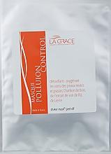 Шейкерна альгінатна маска - La Grace Masque Polluion Control — фото N1