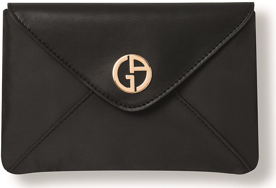 Косметичка-клатч в подарок, при покупке любого женского аромата Giorgio Armani