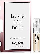 Духи, Парфюмерия, косметика Lancome La Vie Est Belle - Парфюмированная вода (пробник)