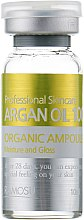Аргановое масло - Ramosu Argan Oil 100 Pure Concentrate Ampoule — фото N2