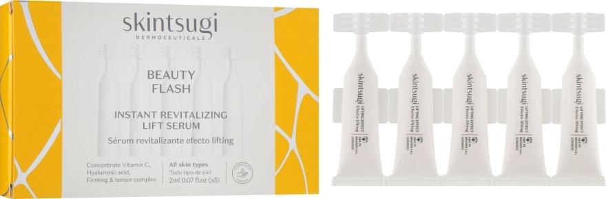 Восстанавливающая сыворотка с подтягивающим эффектом - Skintsugi Instant Revitalizing Lift Serum