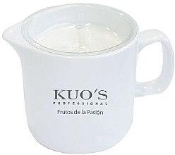 """Духи, Парфюмерия, косметика Арома свеча """"Маракуйя"""" - Kuo's Massage Candle Passion Fruit"""