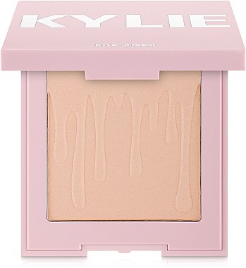 Пудра для лица - Kylie Cosmetics Pressed Perfecting Powder You're Perfect — фото N1