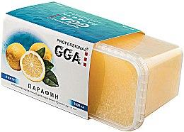 """Духи, Парфюмерия, косметика Витаминизированный парафин """"Лимон"""" - GGA Professional"""