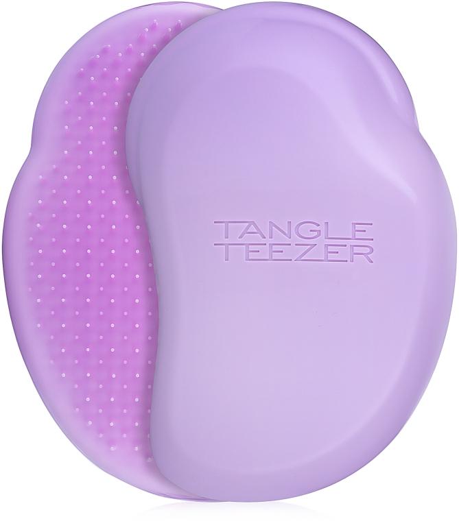 Расческа для волос, лиловая - Tangle Teezer The Original Fine & Fragile Pink Dawn