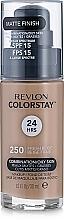 Духи, Парфюмерия, косметика Тональный крем - Revlon ColorStay Foundation For Combination/Oily Skin SPF 15 (тестер)