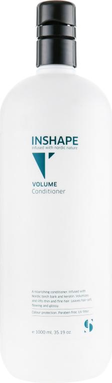 Кондиционер для объема волос - Inshape Volume Conditioner