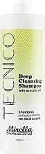 Духи, Парфюмерия, косметика Шампунь глубокой очистки для волос с маслом авокадо - Mirella Professional Tecnico Deep Cleansing Shampoo