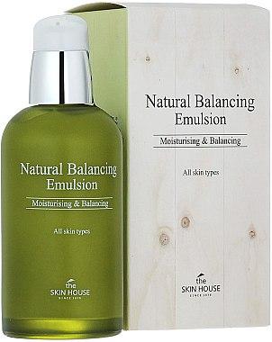 Эмульсия для восстановления баланса кожи - The Skin House Natural Balancing Emulsion
