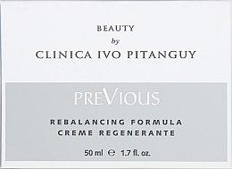 Духи, Парфюмерия, косметика Восстанавливающий крем для лица - Ivo Pitanguy Rebalancing Formula