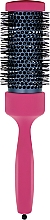 Парфумерія, косметика Брашинг з дерев'яною ручкою, покритою каучуковим лаком, пурпурний - 3ME Maestri