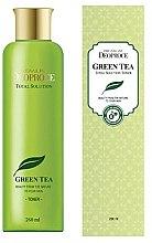 Духи, Парфюмерия, косметика Тонер для лица - Deoproce Premium Green Tea Total Solution Toner