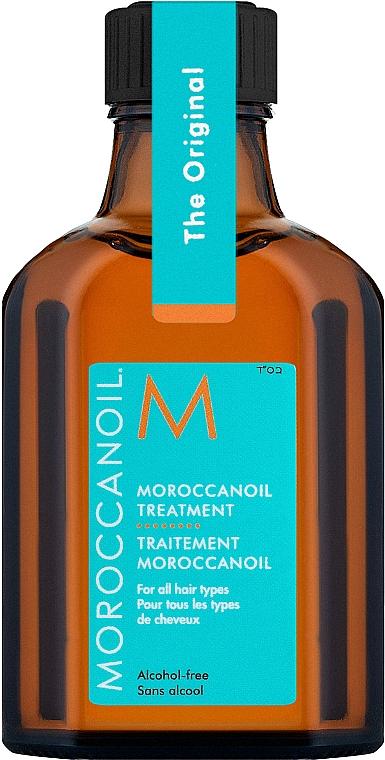 Восстанавливающее масло для волос - MoroccanOil Oil Treatment For All Hair Types