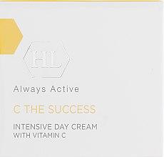 Интенсивный дневной увлажняющий крем с витамином C - Holy Land Cosmetics C the Success Intensive Day Cream — фото N2