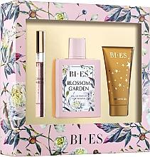 Парфумерія, косметика Bi-es Blossom Garden - Set (edp/100ml + sh/gel50 ml + parfum/12ml)