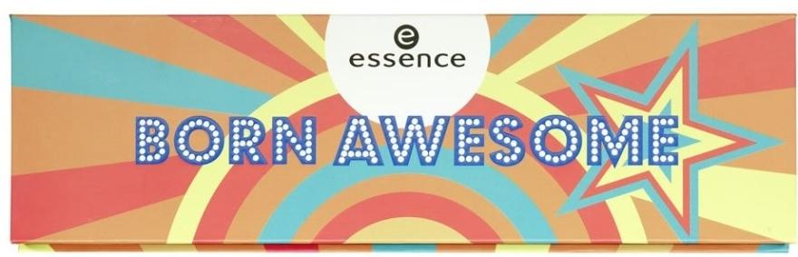 Палетка для макияжа - Essence Born Awesome Eye & Face Palette