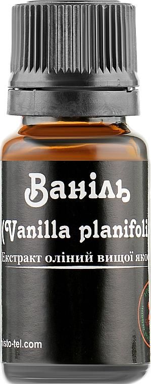 """Эфирное масло """"Ваниль"""" (экстракт) - ЧистоТел"""
