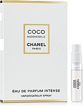 Духи, Парфюмерия, косметика Chanel Coco Mademoiselle Eau De Parfum Intense - Парфюмированная вода (пробник)