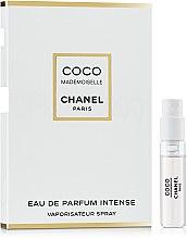 Парфумерія, косметика Coco Mademoiselle Intense Chanel - Парфумована вода (пробник)