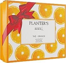 Духи, Парфюмерия, косметика Planter's Tea Orange - Набор (b/cr/150ml + sh/gel/150ml + edp/50ml)